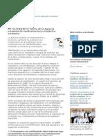 Alerta de la Agencia española de medicamentos y productos sanitarios