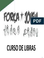 Curso de Libras - Apostila Nova _Força Jovem