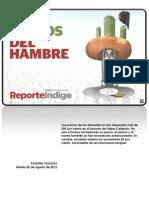 Revista Índigo Ed. 91 - Los Juegos Del Hambre (Por