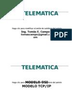 Telematica - Modelos Osi vs Tcp