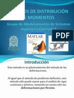 Clase 11-Metodo de Distribucion de Momentos