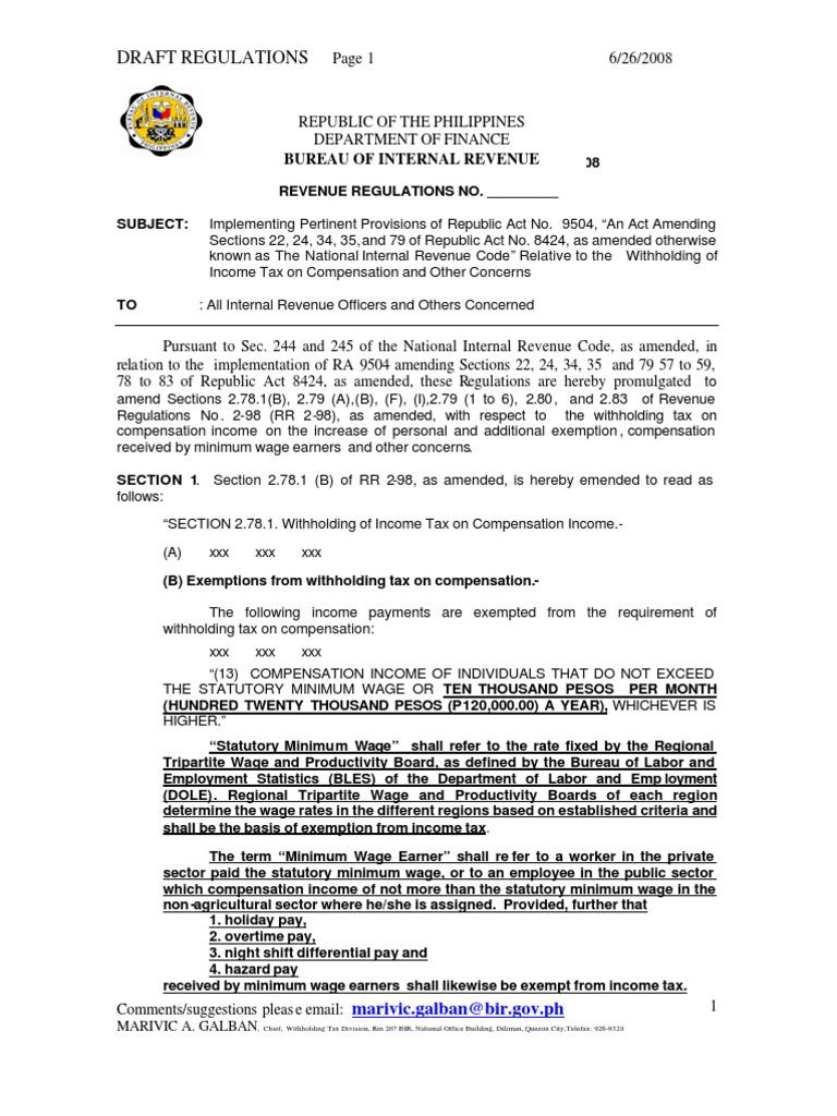 affidavit to claim tax exemption