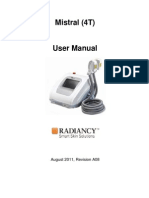 Mistral(4T) User Manual vW