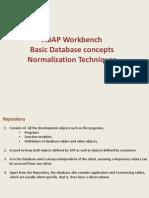 ABAP Workbench