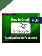 Myra Jara RafflecopterTutorial