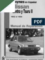 Manual Completo Tsuru II 1986-1994