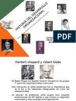 1. Historia Del Desarrollo Organizacional 2da Parte