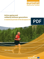Active ageing and  solidarity between generations 2012 edition A statistical portrait of the European Union 2012
