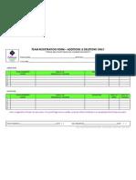 R2 - DDA Team Registration Form - Additions & Deletions