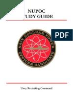 NUPOC Study Guide