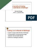 Trading Con Le Bande Di Bollinger
