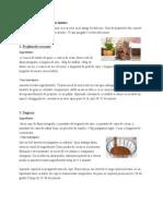 5 retete prajituri dietetice