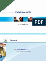 022-EVDO Rev A KPI