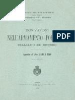 Innovazioni Appendice Armi e Tiro - Atlante 1892