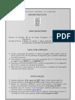 UFPBAdministrador2009