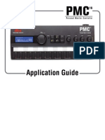 dbx PMC16 Application Guide