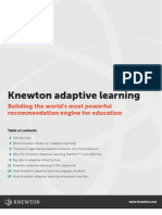 Knewton_adaptive Learning [White Paper]