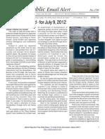 159 - Benjamin Fulford - For July 9, 2012