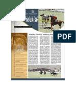 Pakistan Tourism News - September 2007