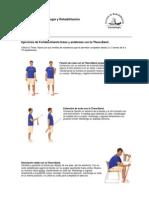 Terapia-Rehabilitacion Brazo-Bandas Elasticas