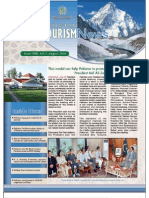 Pakistan Tourism News - August 2010