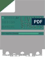 Model Street Design Manual