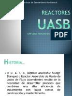 REACTORES UASB