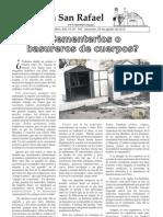Boletín informativo del  26/08/2012
