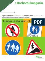 AKAD. Das Hochschulmagazin. Heft 16 | April 2009