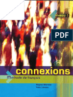 16162_Connexions - Méthode de français - Niveau 1