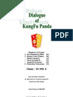 The Story of Kungfu Panda
