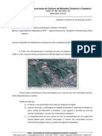 Of. 10.11.12-11 - Marginal BR 101 - ANTT Autopista PMC [ACBC]