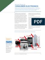 Consumer Electronics Datasheet