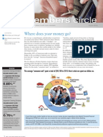 Members Circle, August 2012 Newsletter