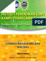 Power Point Literasi Bahasa