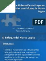 Presentación PDM