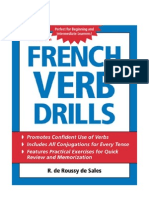 French Verb Drills - Third Edition