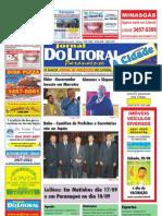 Jornal DoLitoral Paranaense - Edição 31 - Online - agosto 2005