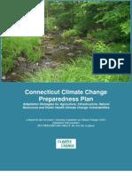 Draft 2011 Connecticut Climate Change Preparedness Plan
