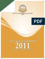 SASRA Supervisory Report 2011