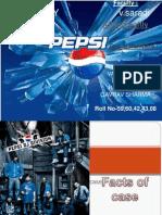 Pepsi Killing Softly