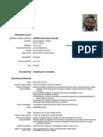 Pedro Santos - Curriculum Vitae