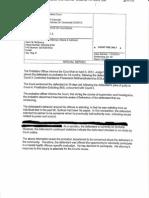 Pat Sullivan Special Report