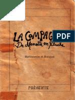 "DRÔLES DE GENS D'EN HAUT-cie""DeMenotteEnPaluche"""