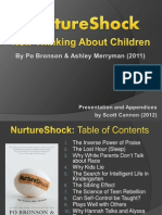 NurtureShock - Presentation