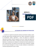 Modulo I Generalidades de Produccion de Petroleo