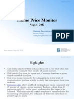 Home Price Monitor 2012-8-29