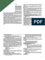 Derecho Procesal Penal Programa Desarrollado