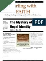 faith 7 - 1 pet 2_6-10 handout 090212
