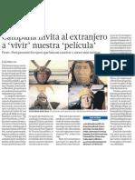 Marketing Vive Pelicula Peru